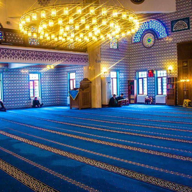 Saf Yün Cami Halısı